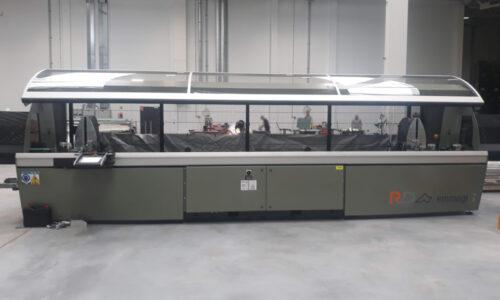 R&D TECH dostarcza piłę do firmy Trans-Technik