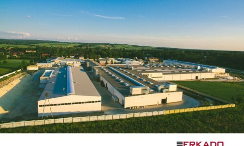 Erkado zainwestowało w nową fabrykę