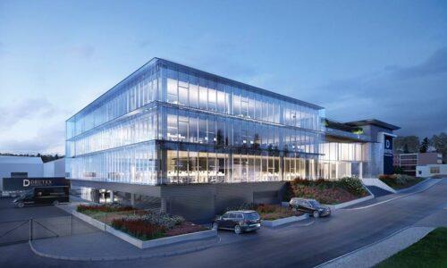 Drutex zaczyna budowę biurowca i planuje kolejne inwestycje