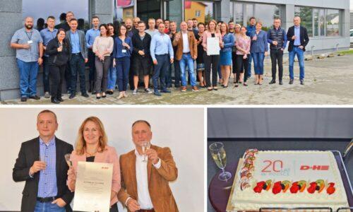 D+H Polska już dwie dekady w Polsce