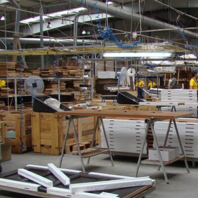Eksport stolarki z Polski stale rośnie