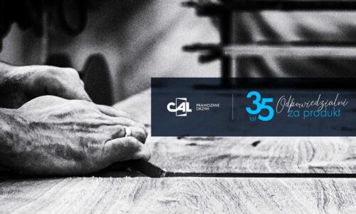 CAL – 35 lat odpowiedzialności za produkt