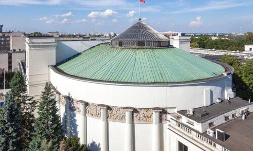 Sejm zamówi bramę za 750 tysięcy zł!
