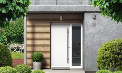 Jakie drzwi zewnętrzne wybrać do domu? Trendy na 2021 rok
