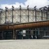 Hala Gong w Ostrawie z systemami Aluprof