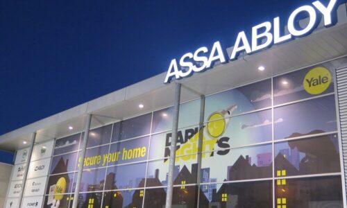 Trwa dobra passa ASSA ABLOY