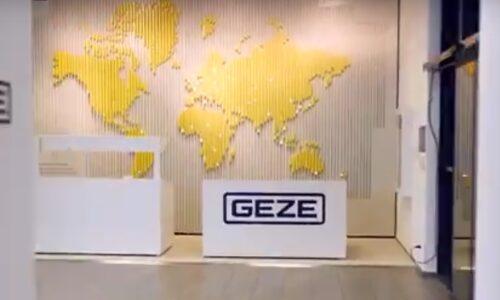 Geze zaprasza do swojego stoiska na Bau online