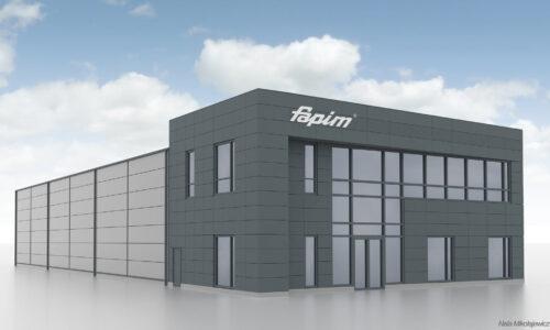Fapim buduje w Polsce nową siedzibę