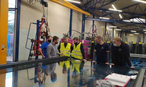 Press Glass dostarcza szyby dla Moreview