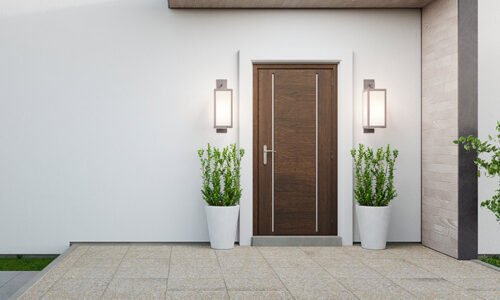 Jak powinny otwierać się drzwi zewnętrzne, a jak wewnętrzne?