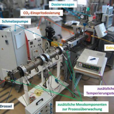 Trwają prace nad profilami PCW z wtłaczanym styropianem