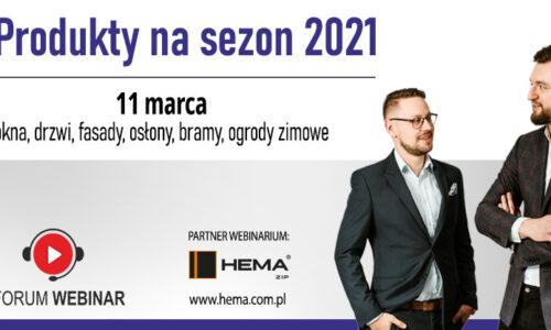 Nowości na sezon 2021 #3