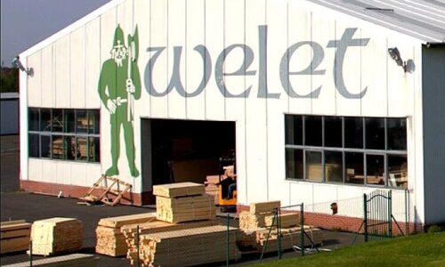 Fabryka okien drewnianych na sprzedaż