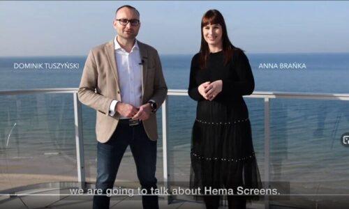 Screen Hema – proekologiczne rozwiązanie osłonowe