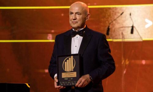 Reprezentant stolarki wśród nagrodzonych w konkursie EY Przedsiębiorca Roku