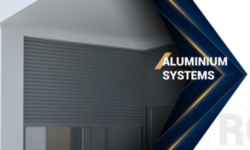 Aluminiowe rolety zewnętrzne – nowość w ofercie Aliplast