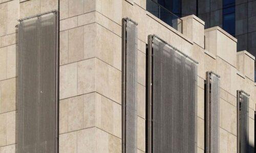 Najwyższy budynek New Jersey z Fischer FZP II