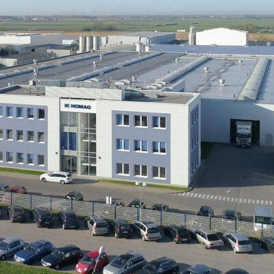 Homag wyda niemal 100 mln euro na inwestycje, także w Polsce