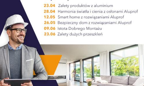 Akademia Alu-Profesjonalisty – Aluprof o aluminium