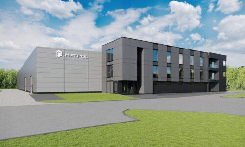 Matpol zbuduje nową fabrykę szyb
