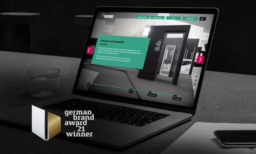 REHAU Window Solutions zdobywa German Brand Award 2021
