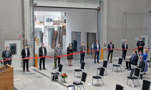 Nowe laboratorium ift Rosenheim do badania fasad