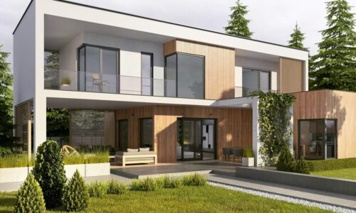 VETREX: okna i drzwi tarasowe dopasowane do stylu domu