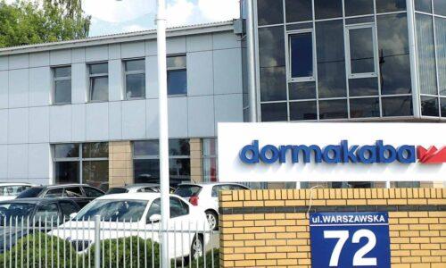Dormakaba świętuje rekordowe wyniki