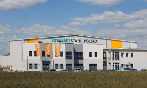 Gebhardt Stahl Polska – 20-lecie
