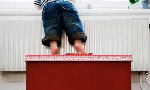 SIEGENIA: Zabezpieczenie okna przed dziećmi