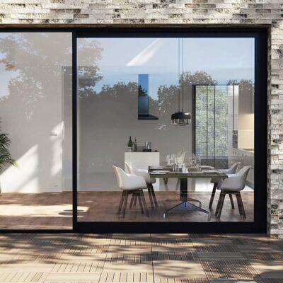 Szklane drzwi tarasowe – jakie wybrać