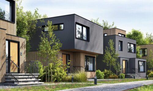 Idealnie się składa – o domach modułowych i energooszczędnych oknach