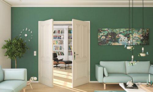 Hörmann wzmacnia się w segmencie drzwi drewnianych