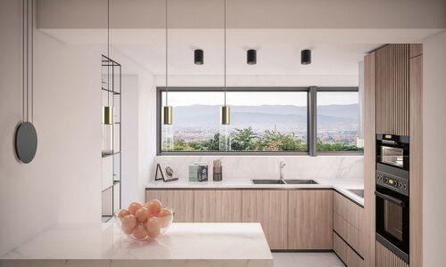 NOWODVORSKI LIGHTING: Funkcjonalne oświetlenie do kuchni