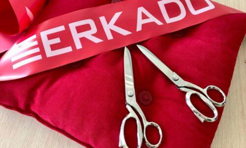 Erkado otwiera w ten weekend nową halę