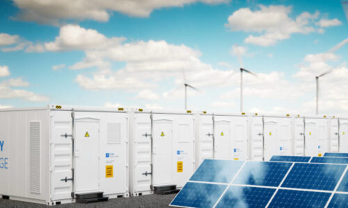Mercor stawia na magazynowanie energii
