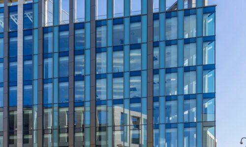 ALUPROF: 4 Wellington Place – biurowiec najwyższej klasy