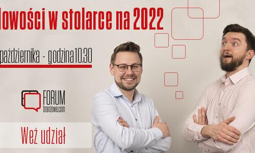 Poznaj nowości na sezon 2022