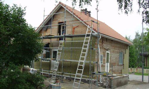 Jak poprawić standard energetyczny budynku?