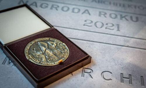 FAKRO: Mecenasem konkursu Nagrody Roku SARP 2021
