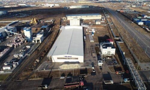 Selena wybuduje nową fabrykę w Kazachstanie