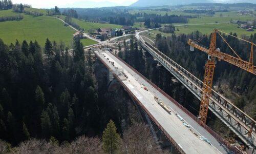 FISCHER: Odnowienie mostu Echelsbacher w Bawarii